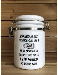 Tarro vintage · Sin ti este...