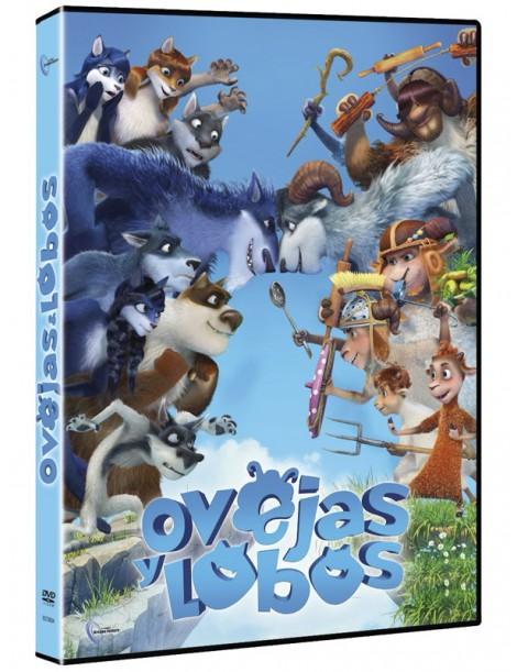Ovejas y lobos (DVD)
