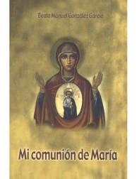 Mi comunión de María