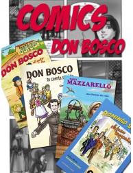 Colección Cómics Don Bosco...