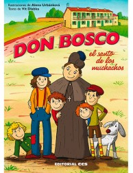 Don Bosco y el santo de los muchachos