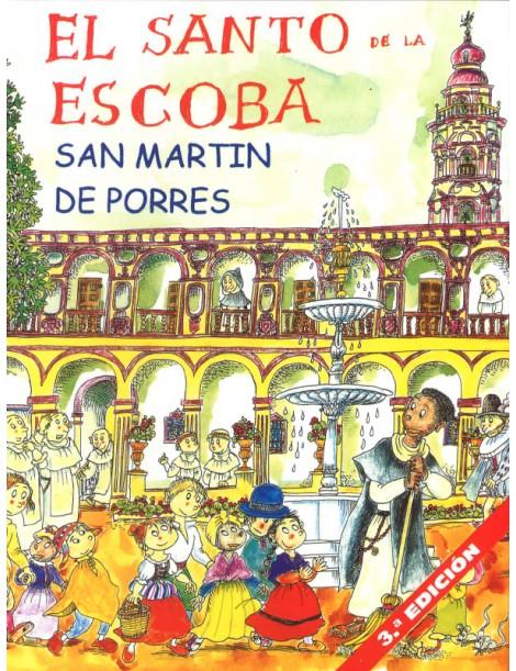 El santo de la escoba (Cómic) San Martin de Porres