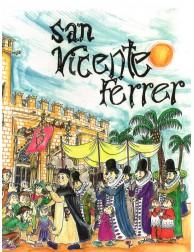 San Vicente Ferrer (Cómic)