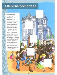 ¡Hola, soy Don Bosco! (libro pegatinas)
