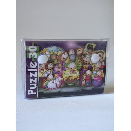 Puzzle Jesús entre nosotros (30 piezas)
