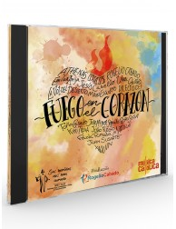 Fuego en el Corazón - CD
