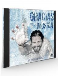 Gracias por la música (Alejandro Abrante) - CD