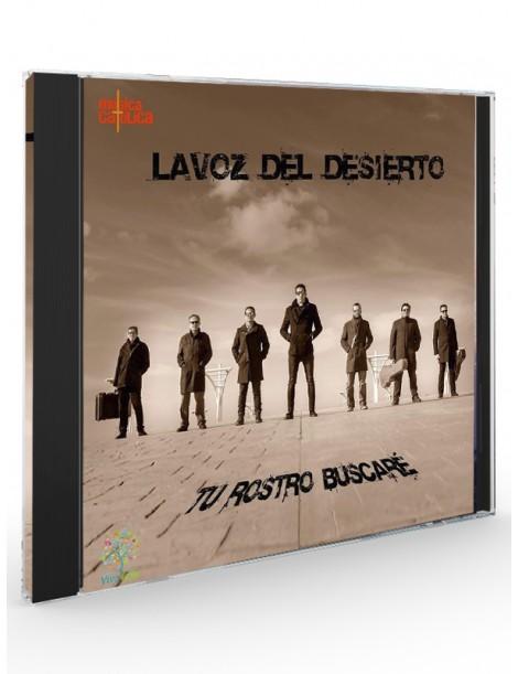 Tu rostro buscaré (La voz del desierto) - CD