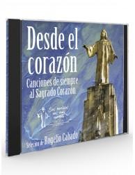 Desde el corazón - CD