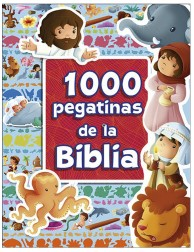 1000 pegatinas de la Biblia