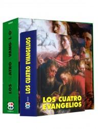 Los Cuatro Evangelios (Audiolibro) + 10CDs