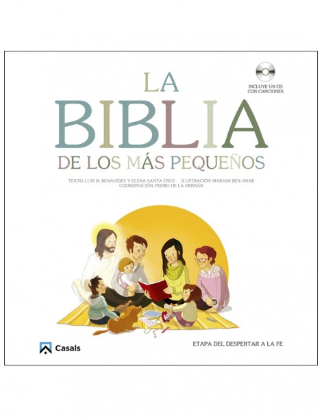 La Biblia de los más pequeños