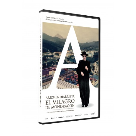Arizmendiarrieta: el milagro de Mondragón (DVD)
