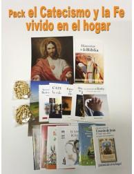 Pack el Catecismo y la Fe...