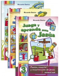 Juega y aprende con Jesús 1-2-3 (actividades)