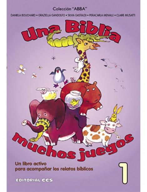 Una Biblia, muchos juegos 1 (actividades)
