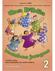 Una Biblia, muchos juegos 2 (actividades)