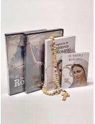 Pack Oración Santo Rosario