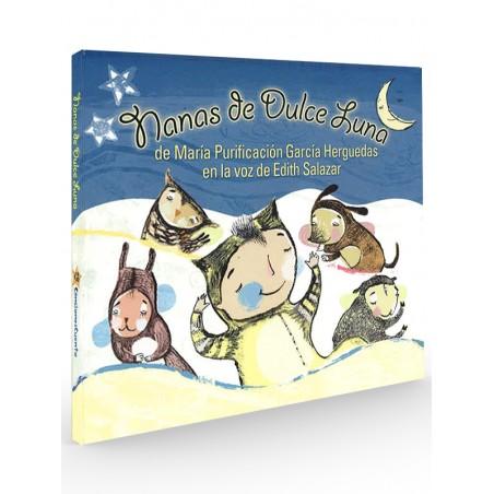 Nanas de Dulce Luna (CancionesCuento) - CD