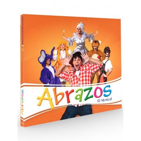 Abrazos el Musical (CancionesCuento) - CD