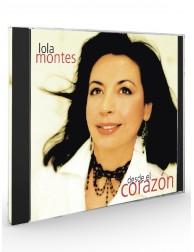Desde el Corazón (Lola Montes) - CD
