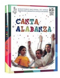 Canta Alabanza DVD-CD