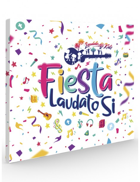 Fiesta Laudato Si Kids - CD