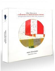 Amor desvelado (Faustino Díez) - CD (Libro-Disco)