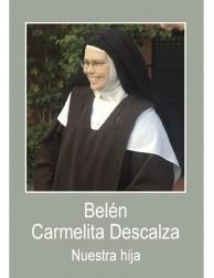 Belén Carmelita Descalza. Nuestra hija