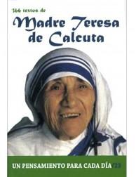 366 textos de Madre Teresa...