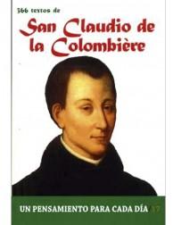366 textos de san Claudio de la Colombiere