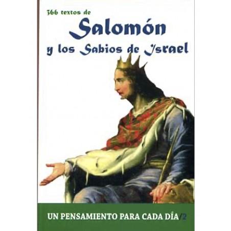 366 textos de Salomón y los Sabios de Israel