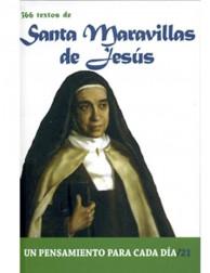 366 textos de Santa Maravillas de Jesús