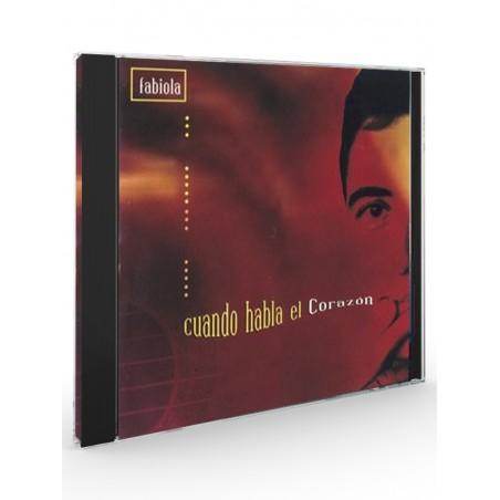 Cuando habla el corazón (Hna. Fabiola Torrero STJ) - CD