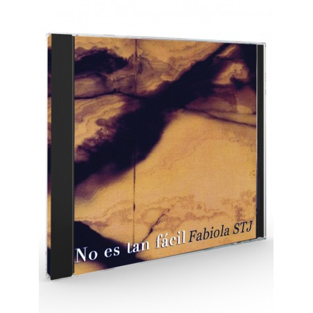 No es tan fácil (Hna. Fabiola Torrero STJ) - CD
