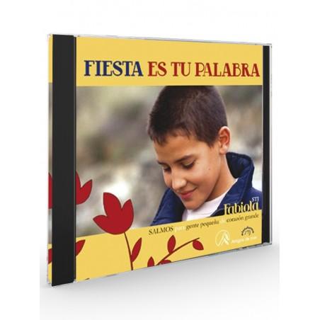 Fiesta es tu Palabra (Hna. Fabiola Torrero STJ) - CD