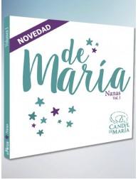 De María. Nanas Vol. 1 (El Candil de María) - CD