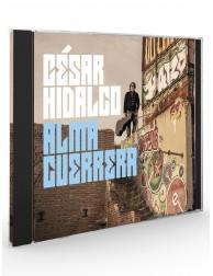 Alma guerrera (César Hidalgo) - CD
