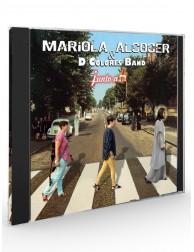 Junto a ti (Mariola Alcocer & D´Colores Band) - CD