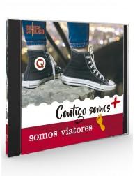 Contigo somos + (Somos Viatores) - CD