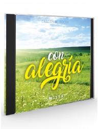 Con alegría - missa- (Carlos M. Voces) - CD