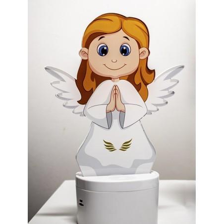 Lámpara ángel de la Guarda (Color)
