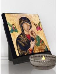 Icono clásico · Virgen del...
