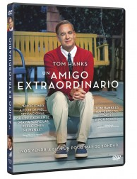 Un amigo extraordinario (DVD)