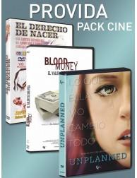 Pack Cine Provida (DVD)
