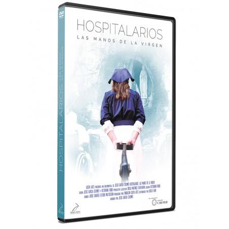 Hospitalarios: las manos de la Virgen (DVD)