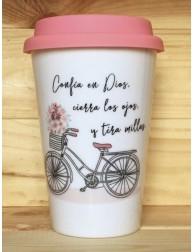 Vaso para café - Take away...