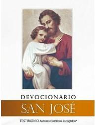 Devocionario San José...