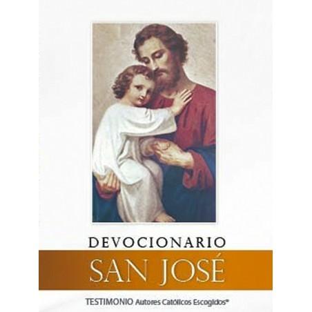 Devocionario San José (Testimonio)