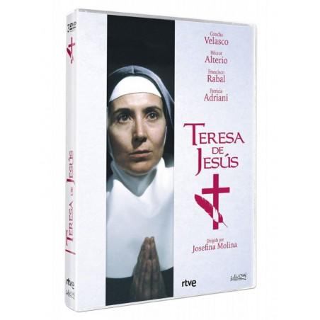 Teresa de Jesús (3 DVDs)